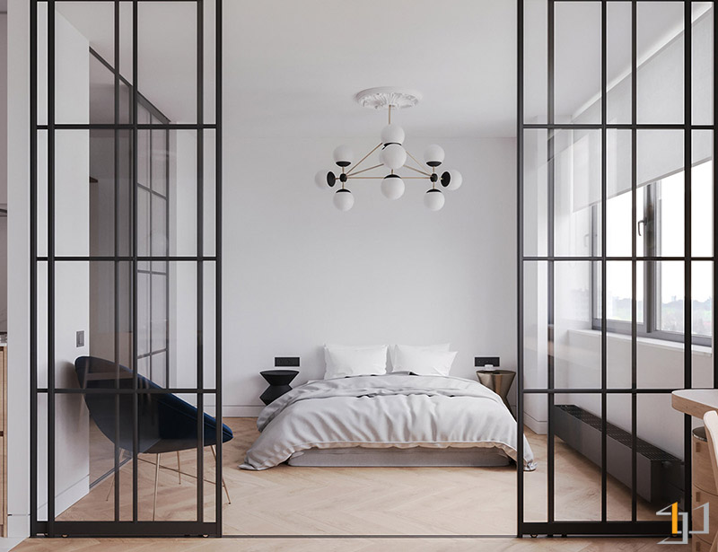 Modern-bedroom-light