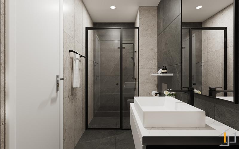 Phòng WC Safira Khang Điền 1PN