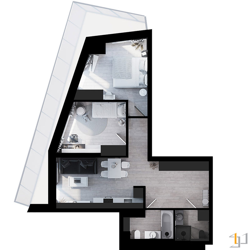 asymmetrical-floor-plans
