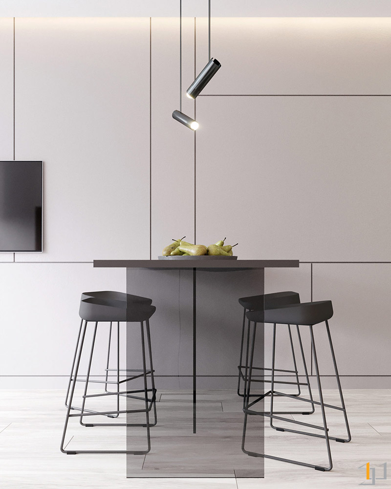 black-kitchen-bar-stools