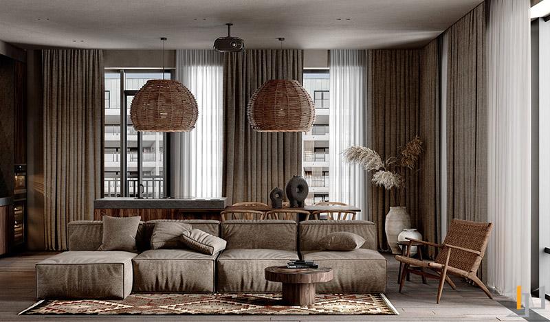 boho-living-room