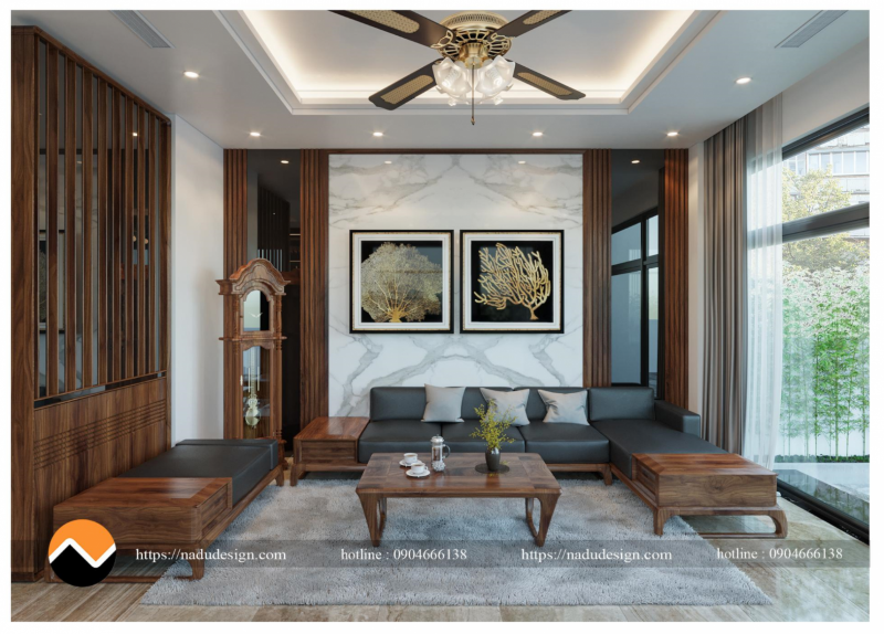 Thiết kế nội thất NaDu