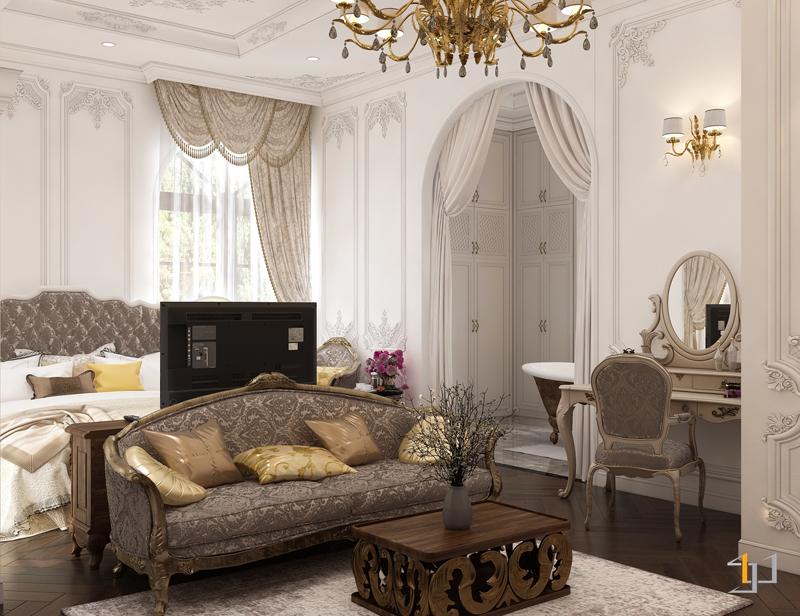 thiết kế nội thất s-housing