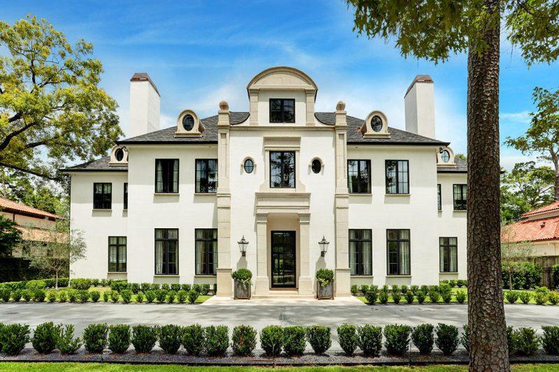 Kiến trúc lộng lẫy trong thiết kế biệt thự cổ điển