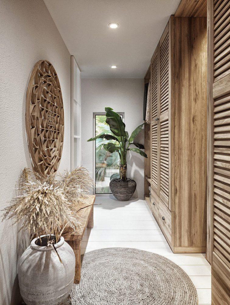 Vật dụng trang trí trong thiết kế nội thất biệt thự hiện đại
