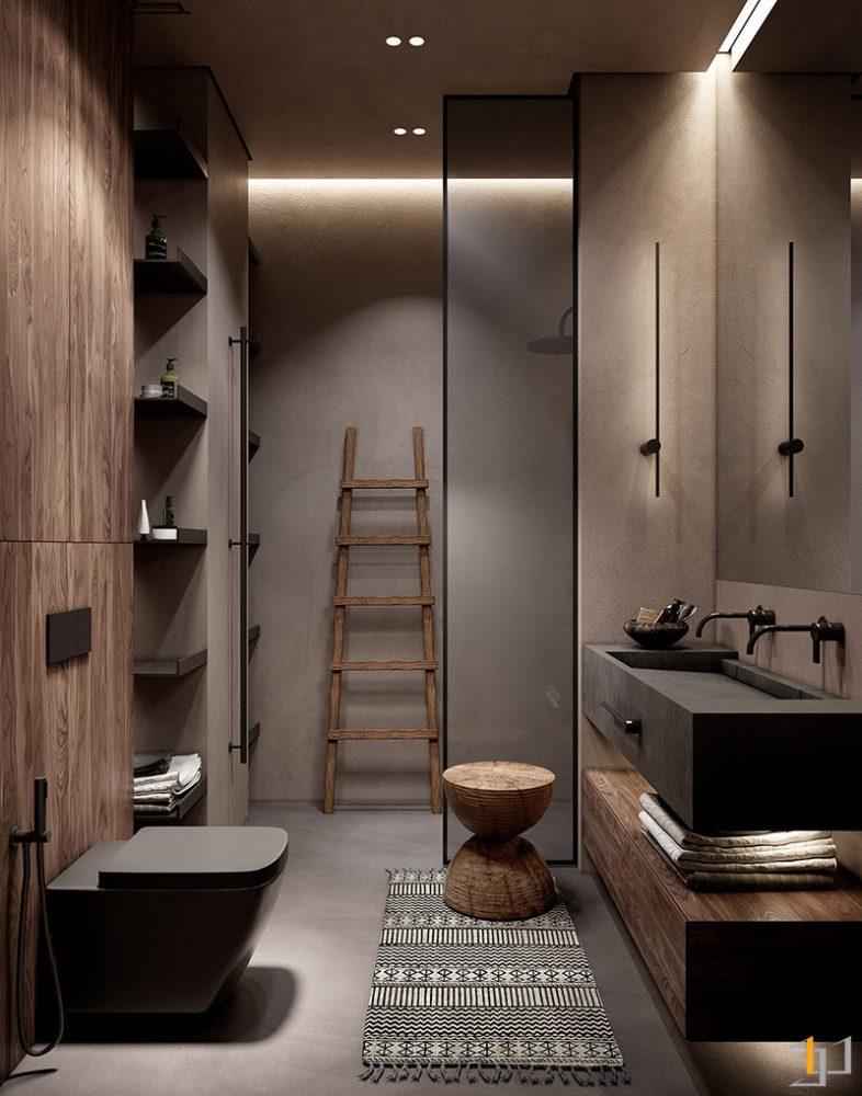 towel-ladder