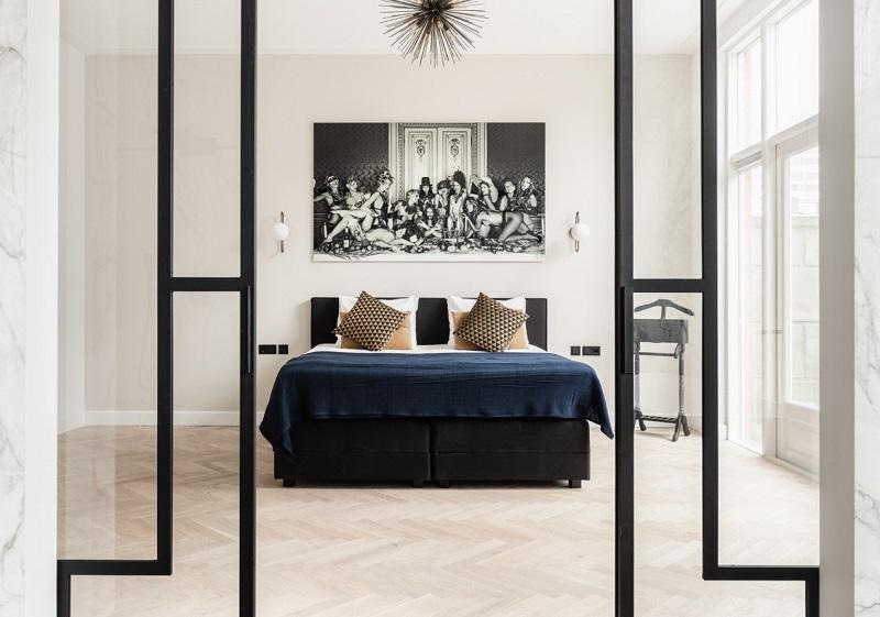 Thiết kế nội thất giá rẻ phòng ngủ đơn giản