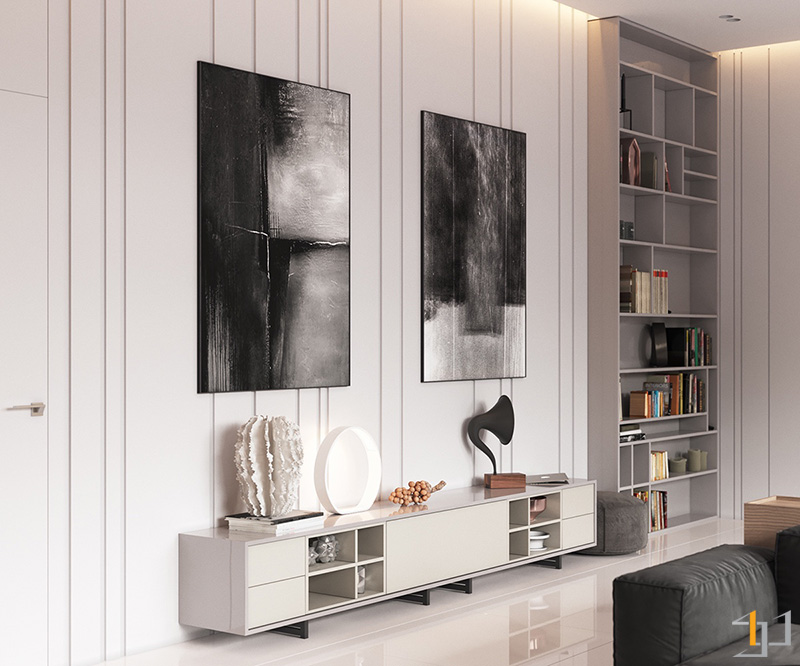 abstract-art-pieces-minimalist-living-room
