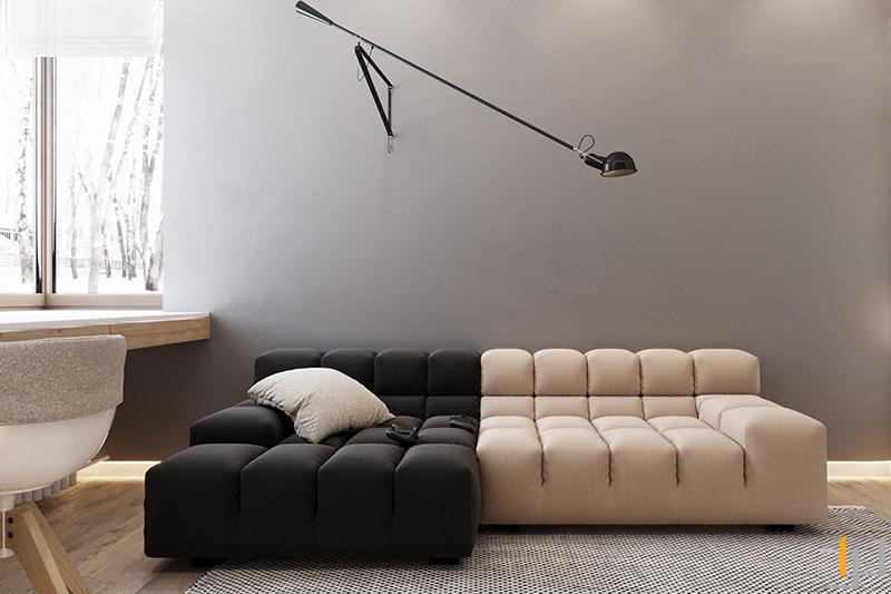 black-and-white-sofa