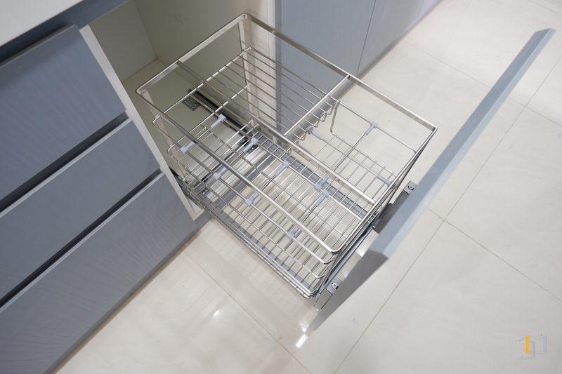 Kệ gia vị – dao thớt tủ bếp duplex