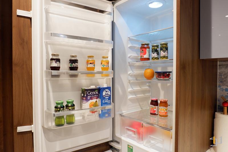 Tủ lạnh âm