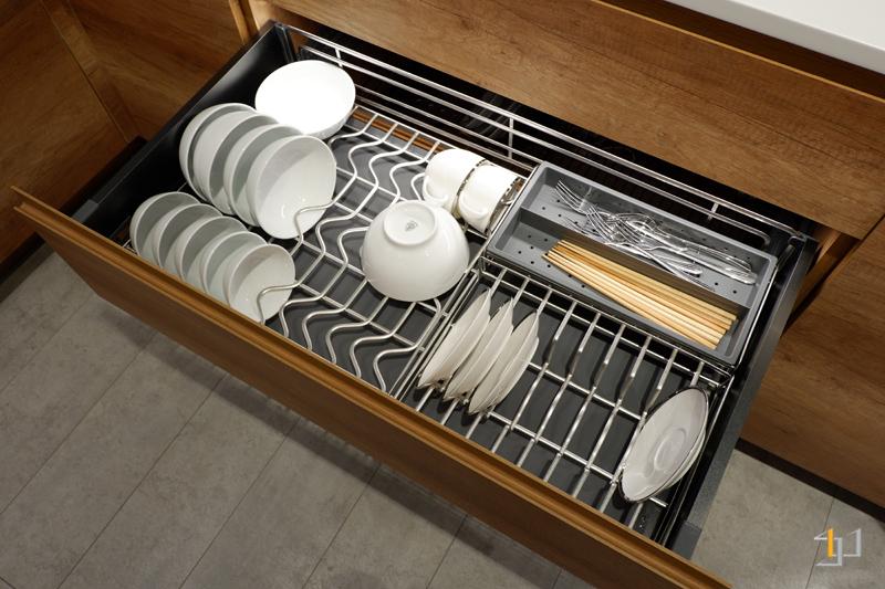 Kệ chén bát tủ bếp TB57
