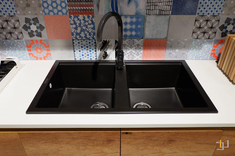 Bồn rửa – vòi rửa tủ bếp đẹp