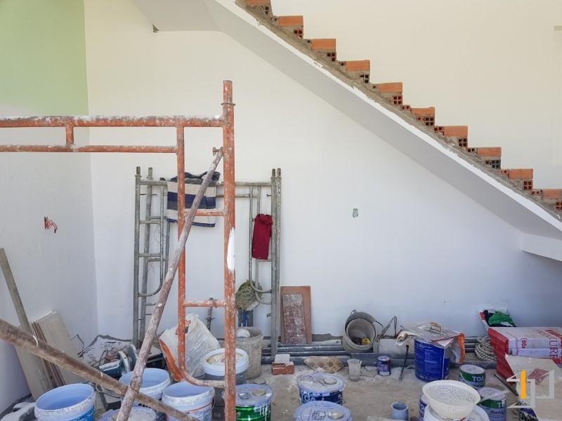 Thiết kế nội thất bếp nhà phố