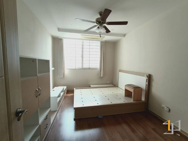 Hiện trạng phòng ngủ con trai căn hộ 3PN Imperia An Phú