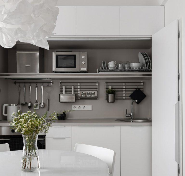 Các thiết bị phụ kiện trong thiết kế nội thất bếp