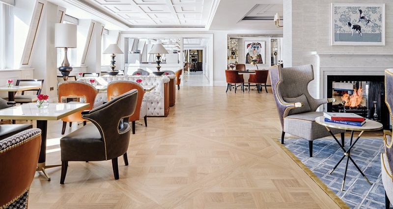 Thiết kế nội thất nhà hàng chuyên nghiệp phong cách Midcentury độc đáo
