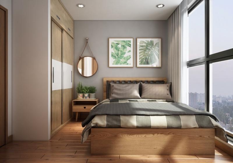 Thiết kế nội thất phòng ngủ tinh tế