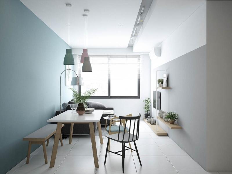 Trang trí nội thất giúp nhà ở trở nên sống động