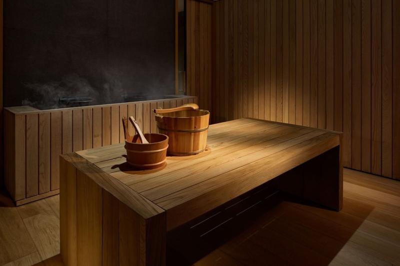 Thiết kế phòng tắm nước nóng đẹp