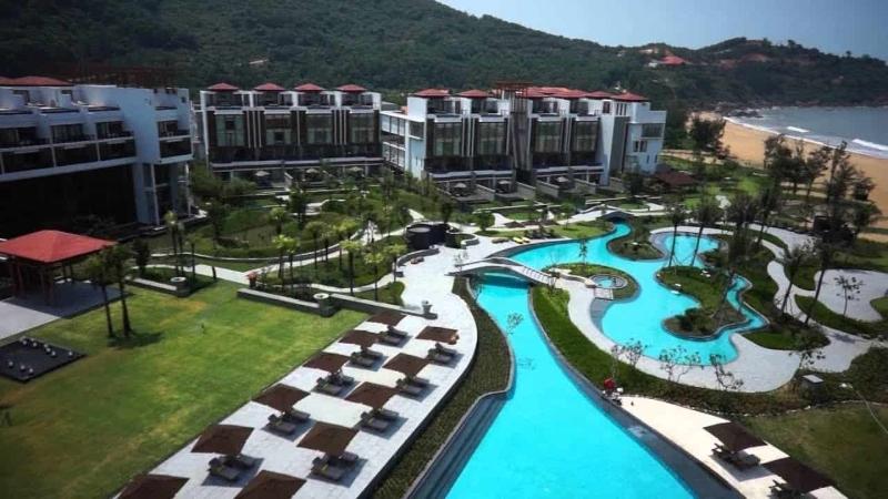 Thiết kế khu nghỉ dưỡng - resort khép kín
