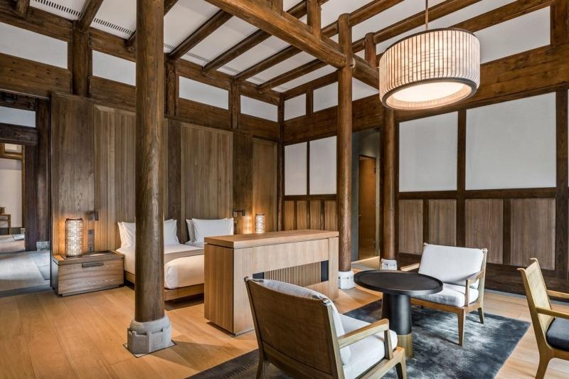 Thiết kế phòng ngủ đẹp cho khu nghỉ dưỡng cao cấp