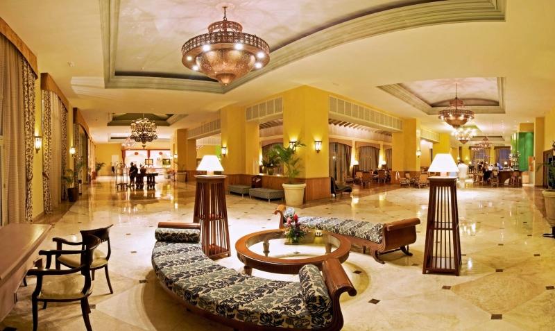 Thiết kế sảnh tiếp đón resort đẹp
