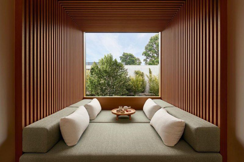 Thiết kế Window Bay trong khu nghỉ dưỡng