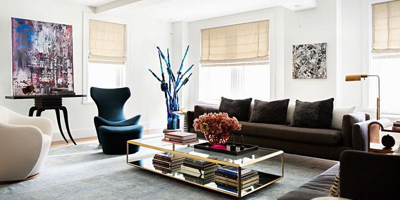 Trào lưu hiện đại trong thiết kế phòng khách