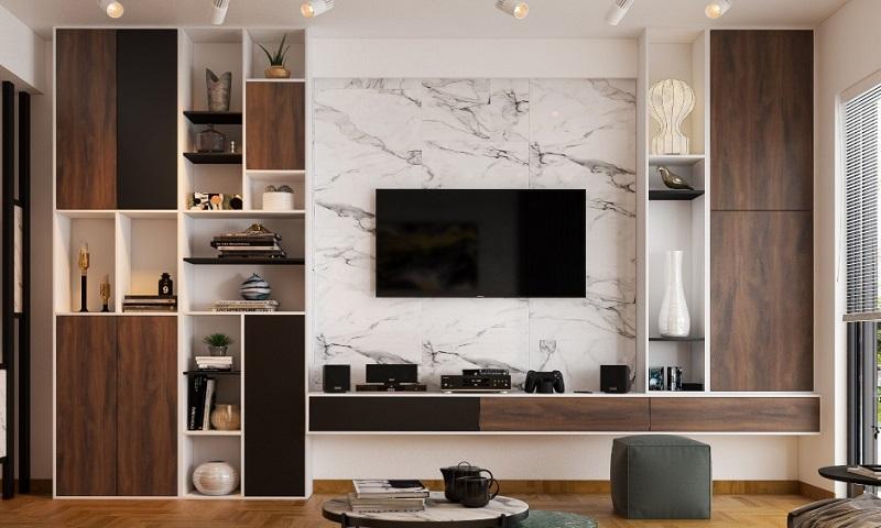 Chất liệu gỗ dùng trong thiết kế nội thất