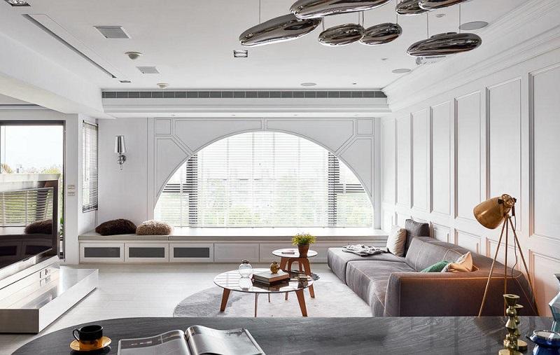 Kinh nghiệm thiết kế nội thất dựa trên ngân sách đầu tư