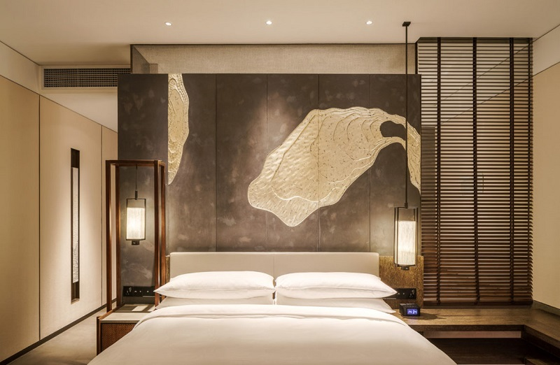 Phòng ngủ SUT tiêu chuẩn của khách sạn