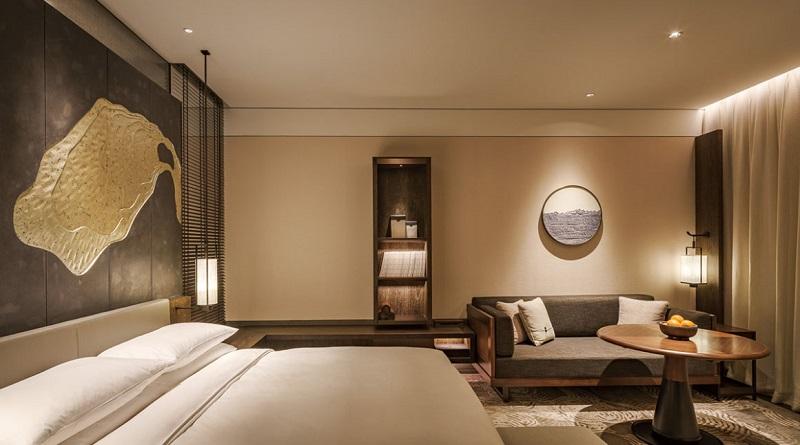 Phòng ngủ khách sạn chuẩn 5 sao
