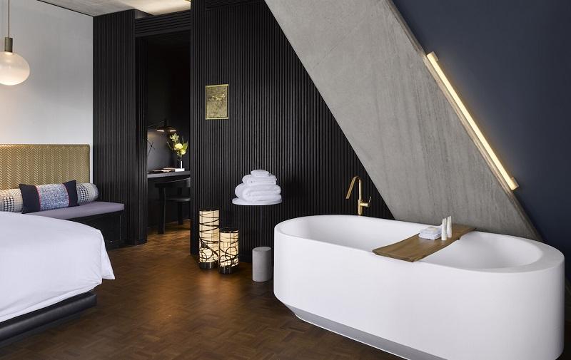 Khách sạn mini tối giản