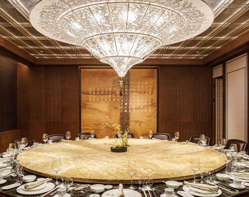 Thiết kế nội thất khách sạn có sảnh tiệc