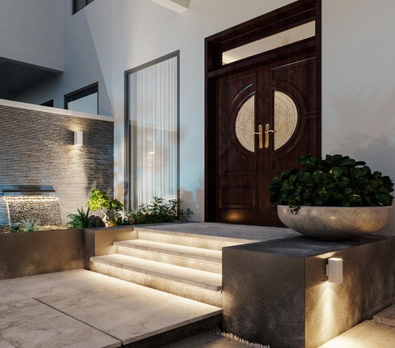 Đặc điểm thiết kế nội thất nhà vườn đặc trưng