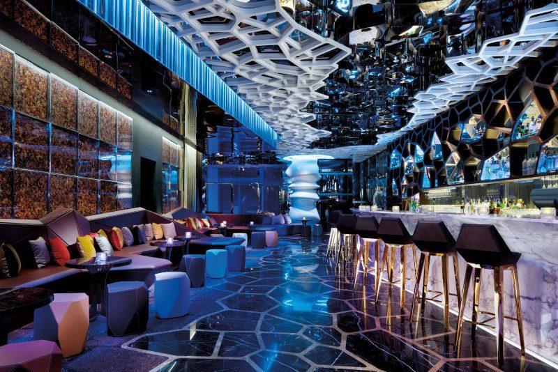 TRang trí quán bar đẹp độc đáo