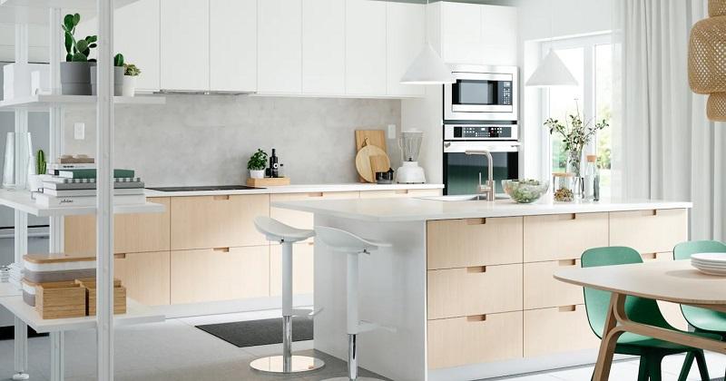 Tính năng ưu việt trong tủ bếp gỗ