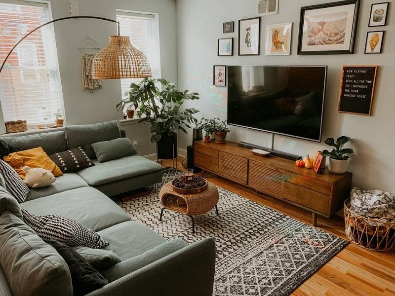 Lợi ích đến từ việc tham khảo các mẫu thiết kế phòng khách 20m2