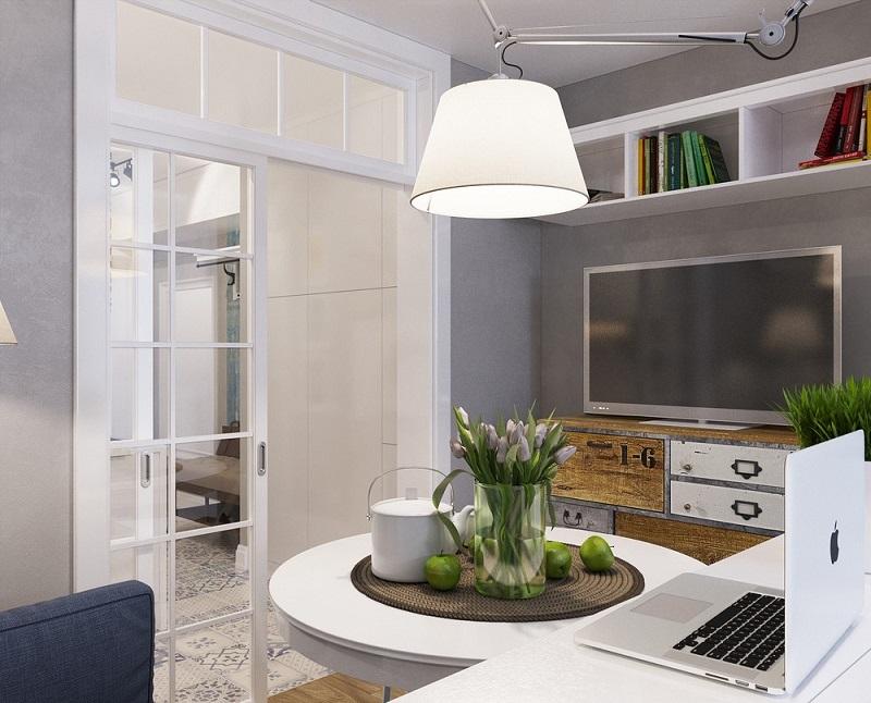 Chọn nội thất dựa trên đặc điểm của phòng