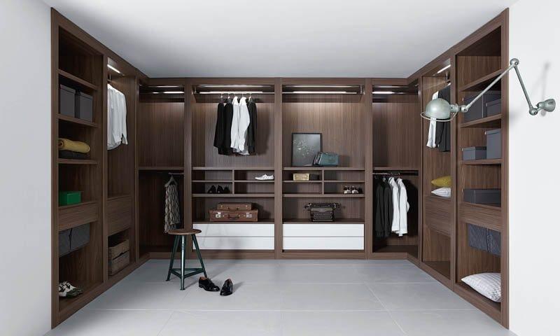 Kệ tủ quần áo làm bằng gỗ công nghiệp
